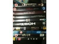 Dvds 53 films!!