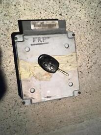 Ford puma tape Ecu