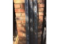 Dexion racking , appx 6ft height. I have over 35 lenthgs available at a bargain price. Job lot