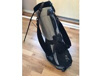 PING Original Golf Bag with 6 Johnnie Walker Original Golf Balls and an Extra 18 Golf Balls