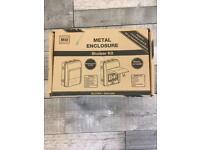 Metal Enclosed Shower Consumer Unit