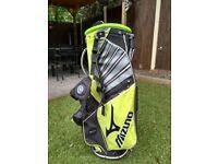 Mizuno Aerolite Golf Carry Stand Bag