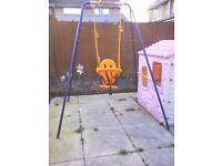 Hedstorm garden swing