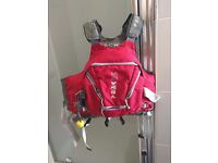 Peak UK River Guide Vest 2014 Brand New Ideal for Canoe / Kayak / Watersports