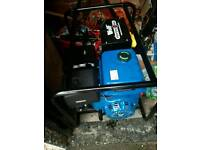 Petrol power generator 5kW 13PS or swap for metal detector