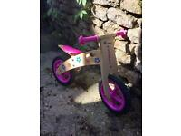 Beautiful balance bike New