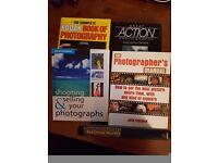 5 Photography Books