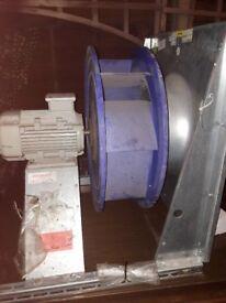 Plug Fan Ventilation Unit ER56Cpro