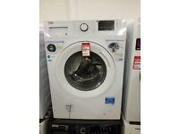 Brand New BEKO WTB841R2W 8 kg 1400 Spin Washing Machine - White
