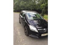 Vauxhall Zafira 1.6 club black (low mileage)