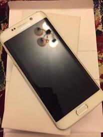 Samsung galaxy s6 edge white 32gb