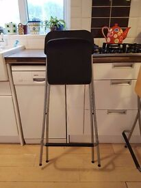 IKEA fold away stools in vgc.