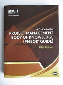 PMP PMBOK Guide (5th edition)
