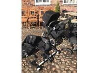 Bugaboo Stroller - Black Series Edition