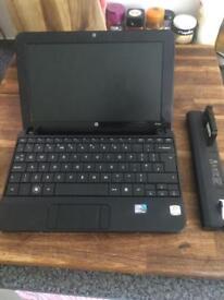 Hp mini laptop notebook