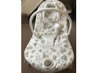 Mamas and Papas - Baby Bouncer with vibration