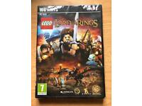 Lego lord of the rings pc new