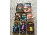 8 Warcraft Books