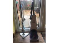 Carpet washer & steam mop
