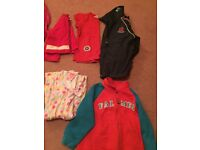 Girls bundle of clothes 4-5 years ,countrykid ,George,next ,falmer. Good fair condition .jeans,tops,