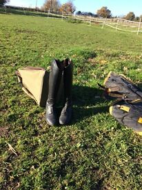 Horse riding stuff for sale giving up