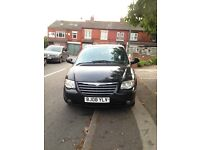 Perfect runner 2008 Chrysler grand voyager
