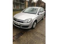 VAUXHALL ASTRA 1.8 AUTOMATIC