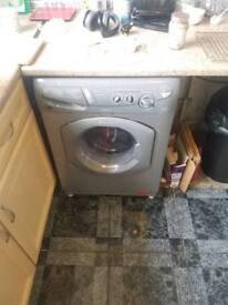 Fridge freezer and washer