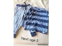 Pjs age 3 and 3-4