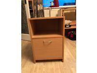 Single Bedside or Office Drawer