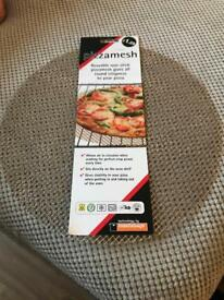 Brand new pizza mesh for oven