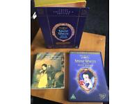 Collector's edition Snow White dvd