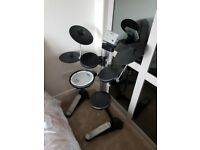 Roland HD1 and PM-01 Electric V Drums Drumkit, speaker amp, stool etc