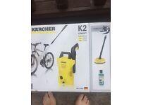 Marcher power washer