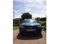Audi A4 s line special edition 2008 low miles