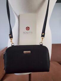ROSETTI cross body messenger purse clutch bag mobile pocket NEW