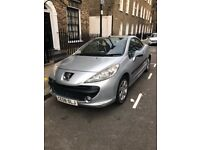 Peugeot 207cc convertible low mileage!