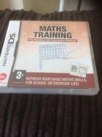 Nintendo DS Maths Training