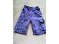 Boys Cargo Shorts age 6
