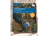 BRAND NEW AQA AS/A LEVEL GEOGRAPHY STUDENT BOOK