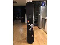 Atomic hatchet Snowboard 162W Good condition