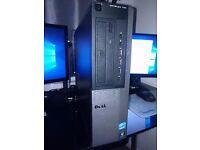 Dell Optiplex 790, i5 2400, 8GB RAM, 1TB HDD, Windows 10 Pro