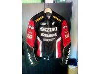 Suzuki motorbike jacket for sale