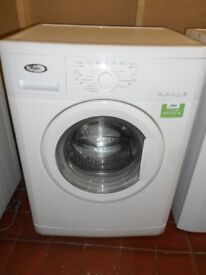 """""""Whirlpool""""Washing machine.. 8kg..Spin-1200...For sale..Can be delivered."""