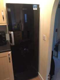 Fridge freezer black only a couple years old.