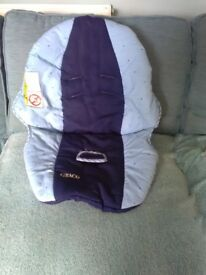 Graco baby seat cover