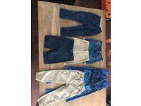Boys bundle of clothing size 3-4 & shoes size 8-8.5