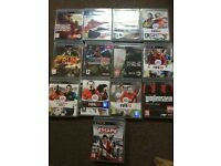 PS3 500gb with 13 games!!!