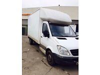 Luton Box Van - 07 Reg (MERCEDES) Excellent £4550