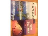 New Zealand travel books/ guides